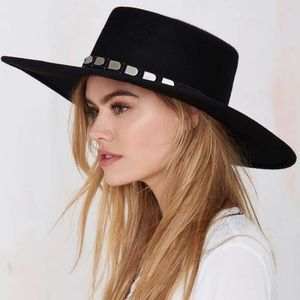 Nasty Gal Boater Hat